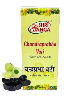 Chandraprabha vati (with shilajeet)