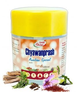 Chyawanprash Special (with kesar, silver & pearl)