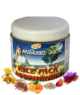 Roopnikhar (Face Pack)