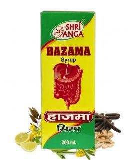 Hazama syrup