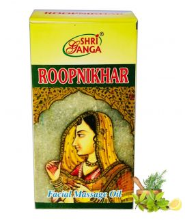 Roopnikhar (Face massage oil)